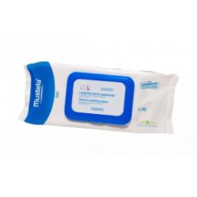 Bébé lingettes dermo apaisantes 70 unités