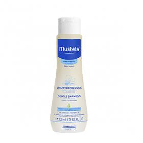 MUSTELA Bébé shampooing doux 200ml