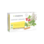 ARKOPHARMA Arkofluides confort urinaire bio 20 ampoules