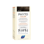 PHYTO PhytoColor coloration permanente teinte 6 blond foncé 1 kit