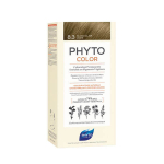 PHYTO PhytoColor coloration permanente teinte 8,3 blond clair doré 1 kit