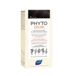 PHYTO PhytoColor coloration permanente teinte 4 châtain 1 kit