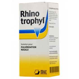 JOLLY JATEL Rhinotrophyl pulvérisation nasale 20ml