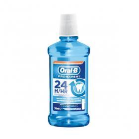 ORAL B Pro-expert bain de bouche dents fortes 500ml