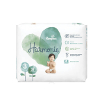 PAMPERS Harmonie 31 couches taille 3