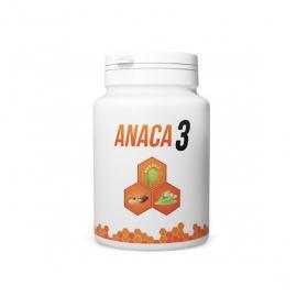 ANACA 3 Anaca 3+ perte de poids 120 gélules