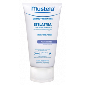MUSTELA Stelatria gel lavant protecteur 150ml