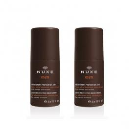NUXE Men déodorant protection 24h lot 2x50ml