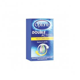 OPTONE Double action yeux irritées 10ml