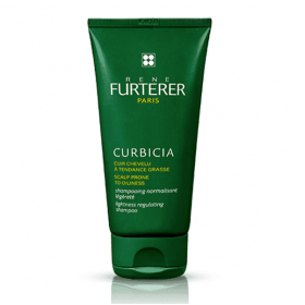 FURTERER Curbicia shampooing normalisant légèreté 150ml