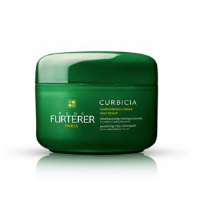 FURTERER Curbicia shampooing masque argile 200ml