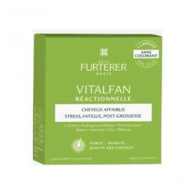 FURTERER Vitalfan anti-chute réactionnelle 30 capsules