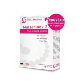 EFFINOV Maternité materninov 2 30 gélules