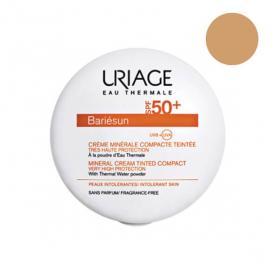 URIAGE Bariésun crème minérale compacte SPF 50+ teinte dorée 10g