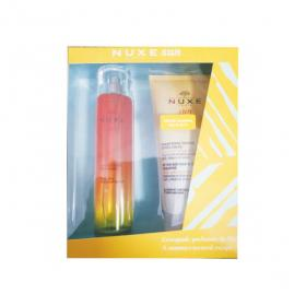 NUXE Coffret eau délicieuse parfumante 100ml + shampooing douche après soleil 200ml offert