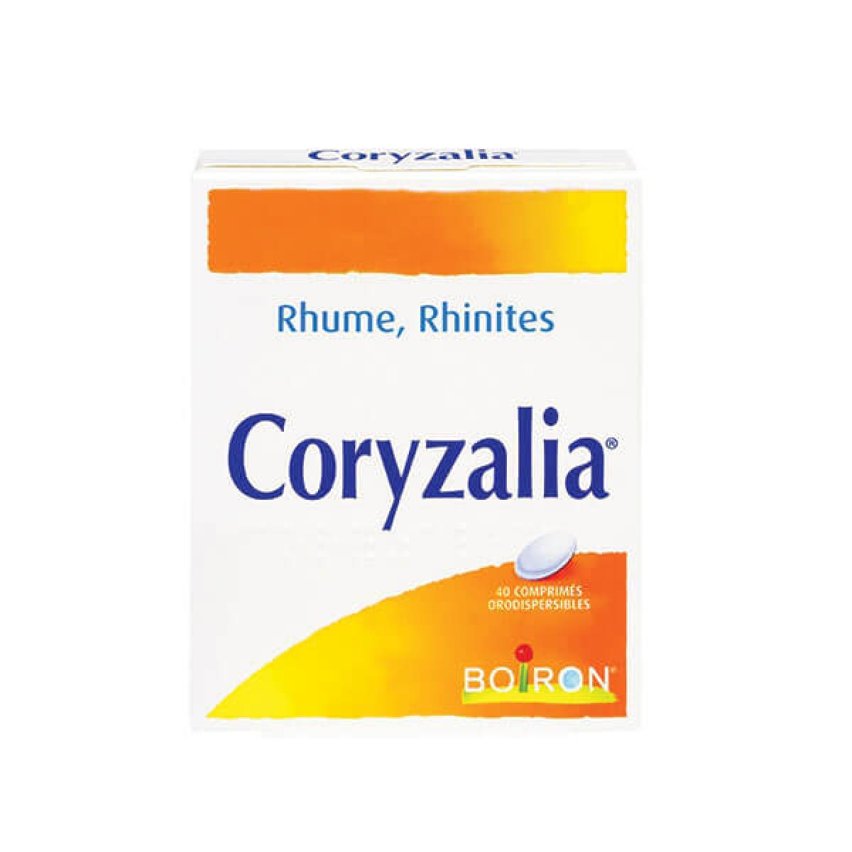 coryzalia 40 comprim s orodispersibles dans rhume nez bouch sur pharmarket. Black Bedroom Furniture Sets. Home Design Ideas
