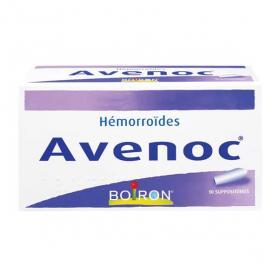 Avénoc 10 suppositoires