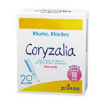 BOIRON Coryzalia solution buvable en récipient unidose 20x1ml