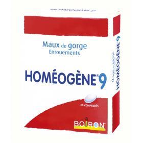 Homéogène 9 60 comprimés