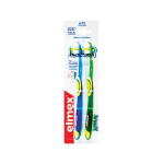 ELMEX Duo-pack brosse à dents junior souple 6-12 ans