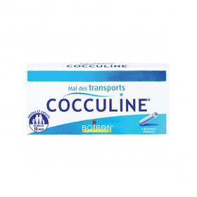 BOIRON Cocculine ganules 6 tubes en récipients unidose