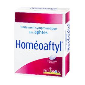 Homéoaftyl 60 comprimés à sucer