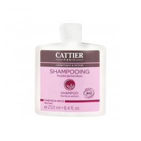 CATTIER Shampooing moelle de bambou bio 250ml