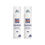INSECT ECRAN Anti-moustique zones infestées spray lot 2x100ml