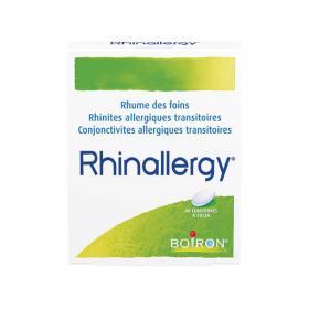 BOIRON Rhinallergy 40 comprimés à sucer