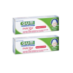 G.U.M Paroex gel dentifrice lot 2x75ml