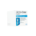 ACCU CHECK Guide 100 bandelettes réactives