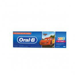 ORAL B Kids dentifrice cars 75ml