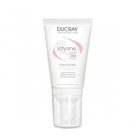 DUCRAY Ictyane crème hydratante spf15 40ml