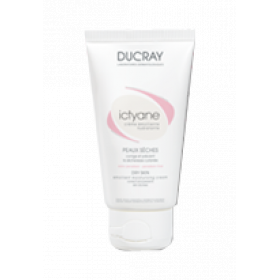 DUCRAY Ictyane crème émolliente hydratante 50ml