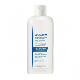 Squanorm shampooing pellicules sèches 200ml
