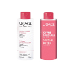 URIAGE Eau micellaire thermale lot 2x500ml