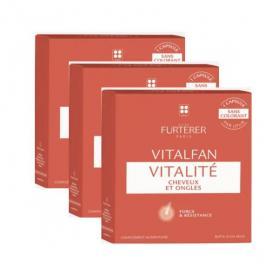 FURTERER Vitalfan vitalité lot 3x30 capsules