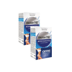 NUTREOV Water pill rétention d'eau lot 2x30 comprimés