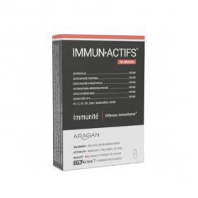 SYNACTIFS Immunactifs défenses immunitaires 30 gélules