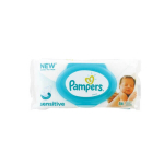 PAMPERS Sensitive 56 lingettes