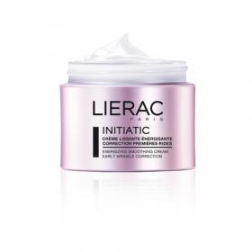 LIERAC Initiatic crème lissante énergisante 40ml
