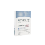 RICHELET Protection cellulaire selenium-ace optimum 50+ 90 comprimés