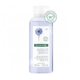 KLORANE Eau florale démaquillante au bleuet bio apaisant 400ml
