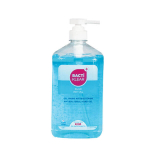 VISIOMED Bactiklear gel mains antibactérien blue initial 500ml