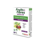 ORTIS Fruits & fibres regular 30 comprimés