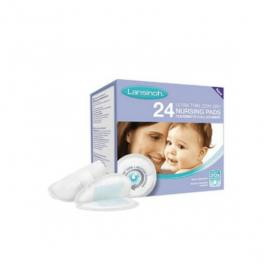 LANSINOH 24 coussinets d'allaitement jetables