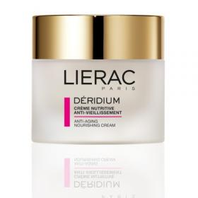Deridium crème nutritive anti-vieillissement 50ml