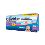 CLEARBLUE Test ovulation digital 10 tests
