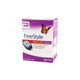 FREESTYLE LIBRE Papillon vision lecteur autosurveillance glycémie