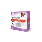 FREESTYLE LIBRE Papillon easy 100 électrodes de dosage